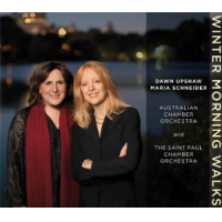 Dawn Upshaw/Maria Schneider: Winter Morning Walks