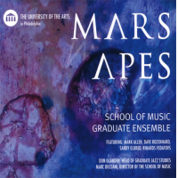 "Read ""Mars Apes"" reviewed by Hrayr Attarian"