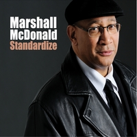 Album STANDARDIZE by Marshall McDonald