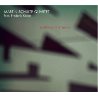 Album Walking Distance by Martin Schulte