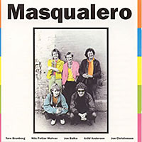 "Read ""Masqualero: Masqualero"" reviewed by John Kelman"