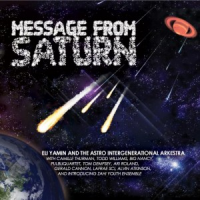 Album Message From Saturn by Eli Yamin