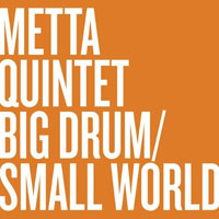 Album Big Drum/Small World by Hans Schuman