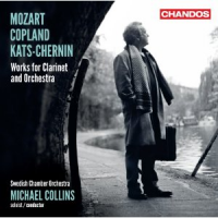 Swedish Chamber Orchestra / Michael Collins: Works for Clarinet and Orchestra