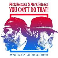 "Read ""Blue Beatles – Mick Kolassa / Mark Telesca And Organissimo"" reviewed by C. Michael Bailey"