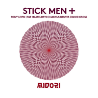Album Stick Men + David Cross: Midori by Stick Men