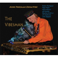 "Read ""The Vibesman"" reviewed by Dan McClenaghan"