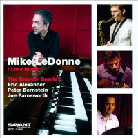 Album I Love Music by Mike LeDonne