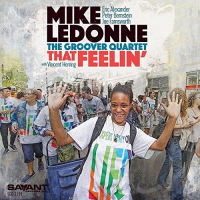 Album That Feelin' by Mike LeDonne