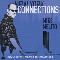 Album New York Connections by Mike Melito