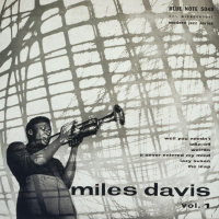 "Read ""Miles Davis, Volume 1 and 2 -- Blue Note 1501 and 1502"""