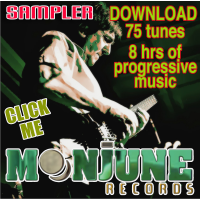 MoonJune Records Sampler: 75 Tunes, Nearly 8 Hours Of Music For Only $5