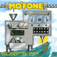 Album Surf's Up by Mo'Fone