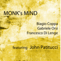 Album Monk's Mind by Gabriele Orsi
