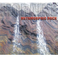 Moraine: Metamorphic Rock