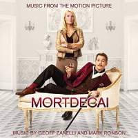 Mordecai (Motion Picture Soundtrack) by Martin Perna