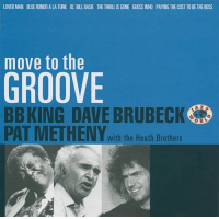 Album Move To The Groove by Pat Metheny