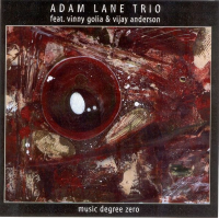 Adam Lane Trio: Music Degree Zero
