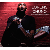 2016 top 50 most recommended CD reviews: Naija Rhythm Affair, NYC by Lorens Chuno