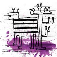 "Read ""Purple Patio"" reviewed by John Sharpe"