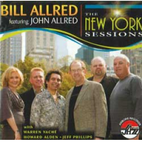 Album The New York Sessions by Bill Allred