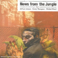 Album News From the Jungle by Jef Lee Johnson