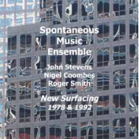 Album New Surfacing 1978 & 1992 by Spontaneous Music Ensemble