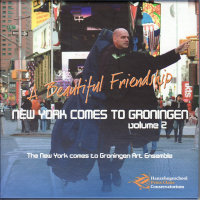 "Read ""The New York Comes to Groningen Art Ensemble: A Beautiful Friendship"" reviewed by Bob Kenselaar"