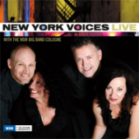 New York Voices—Live with the WDR Bog Band