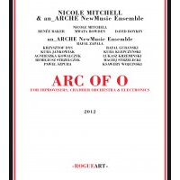 "Read ""Nicole Mitchell: Arc Of O"" reviewed by John Sharpe"