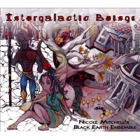 Nicole Mitchell's Black Earth Ensemble: Intergalactic Beings