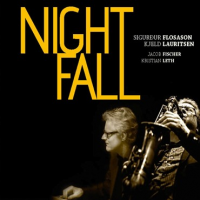 Album Nightfall by Sigurdur Flosason and Kjeld Lauritsen