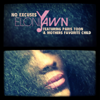 Album No Excuses fea. Eloni Yawn by Paris Toon 2