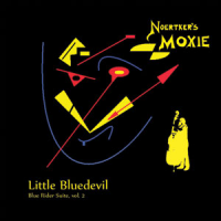 Little Bluedevil (Blue Rider Suite, Vol. 2) by Bill Noertker