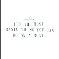 "Read ""It's The Most Basic Thing You Can Do On A Boat"" reviewed by Eyal Hareuveni"