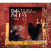 Album The Origin of Adjustable Things by Joanna Wallfisch