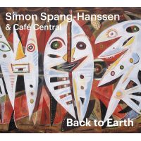 Album Back To Earth by Simon Spang-Hanssen