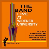 """Read """"Live at Widener University"""" reviewed by Terrell Kent Holmes"""