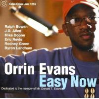 Orrin Evans: Easy Now