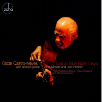Album Live at Blue Note Tokyo by Oscar Castro-Neves
