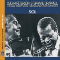 "Read ""Oscar Peterson & Stephane Grappelli: Skol"" reviewed by"