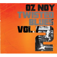 Album Twisted Blues Volume 2 by Oz Noy