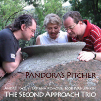 Album Pandora's Pitcher by The Second Approach Trio