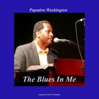 Album The Blues In Me by Don Washington