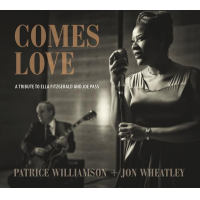 "Read ""Comes Love - A Tribute To Ella Fitzgerald And Joe Pass"" reviewed by Dan Bilawsky"
