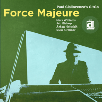 Album Force Majeure by Paul Giallorenzo