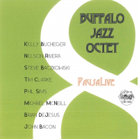 Buffalo Jazz Octet: PausaLive
