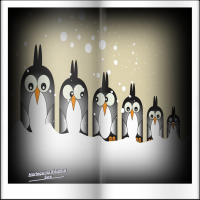 Album snø by Harlequins Enigma
