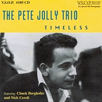 Album Timeless by Pete Jolly