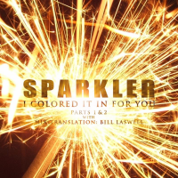 Peter Apfelbaum's Sparkler: I Colored It In For You